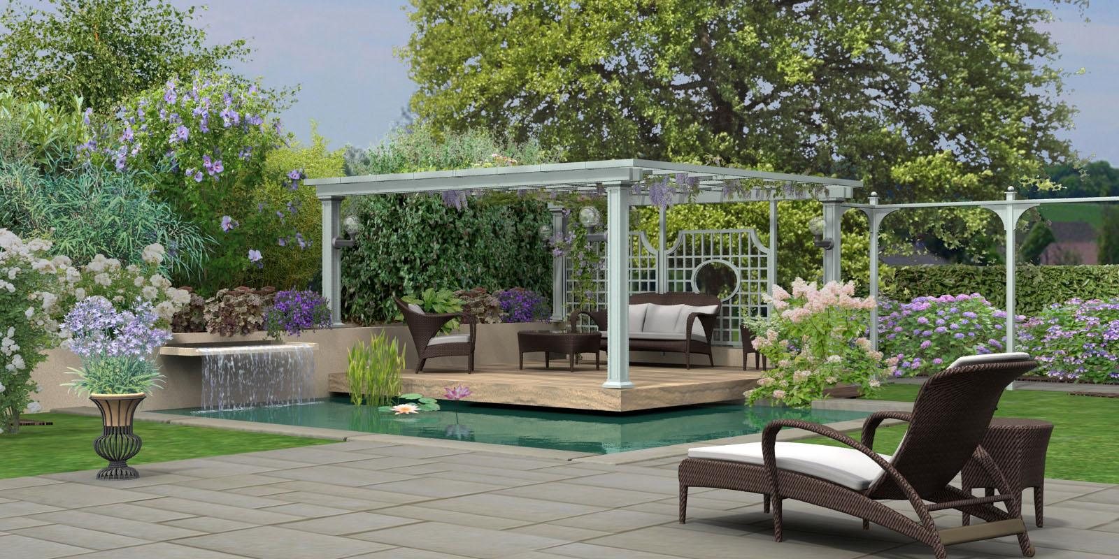 Amenagement jardin 3d en ligne - Amenager son jardin en ligne ...