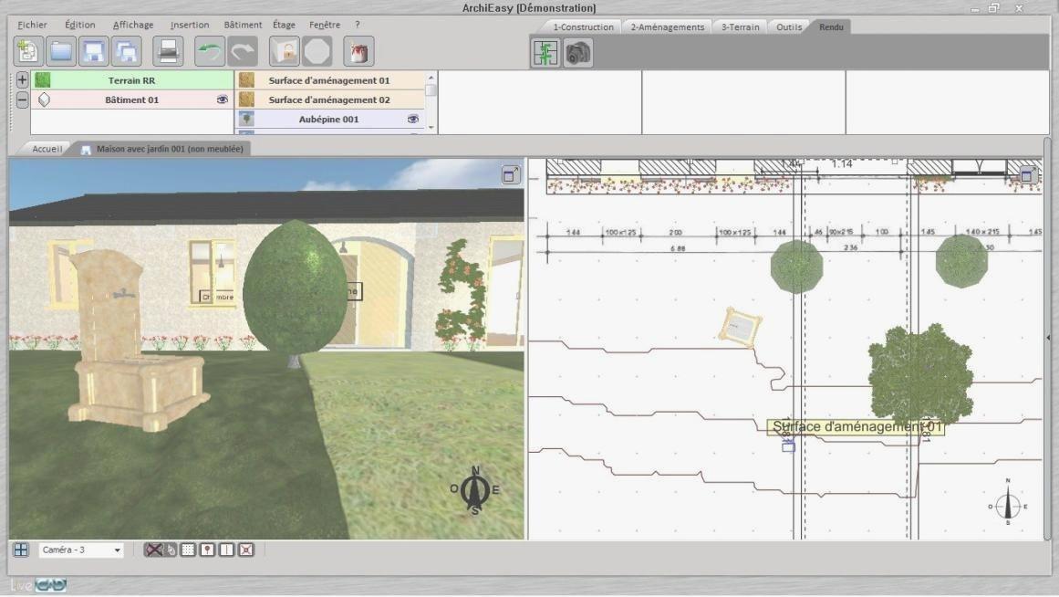 amenagement jardin 3d logiciel gratuit