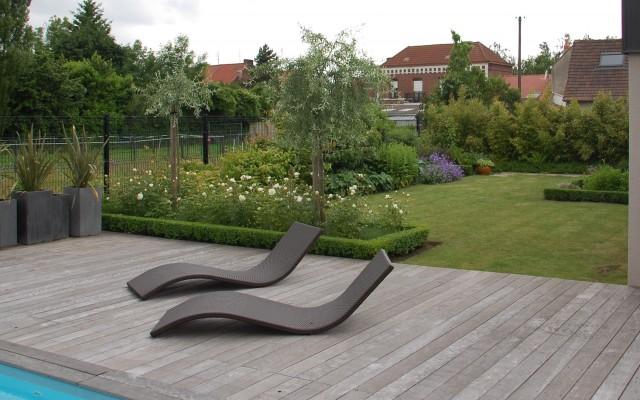 amenagement jardin belgique