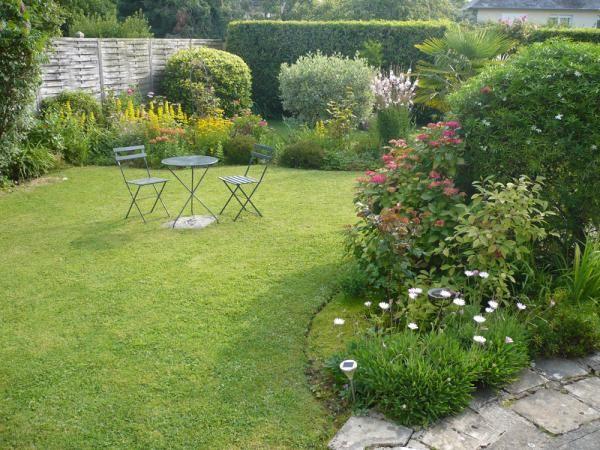 amenagement jardin bucolique. Black Bedroom Furniture Sets. Home Design Ideas