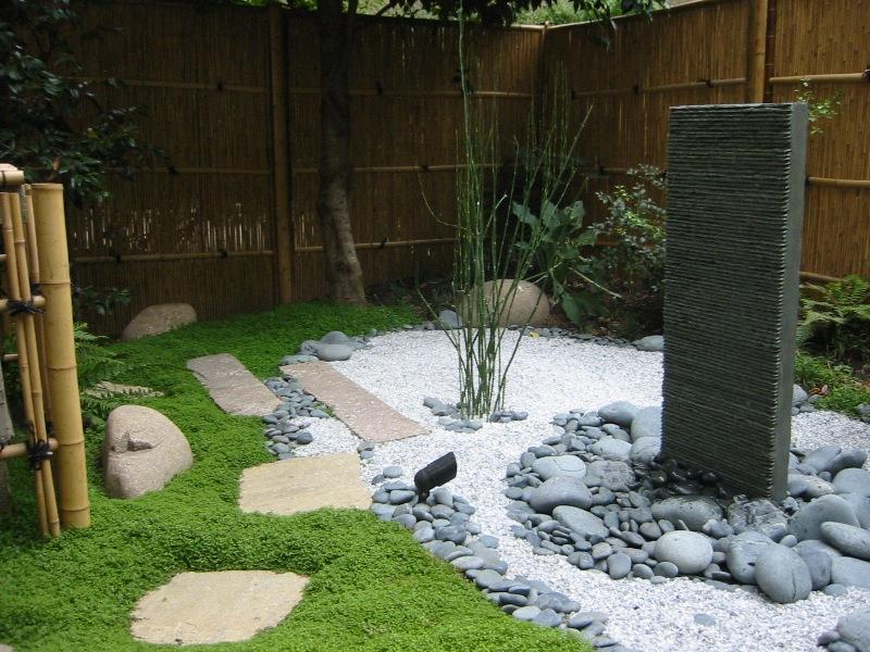 amenagement petit jardin carre