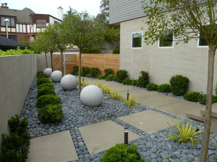 amenagement jardin decoratif