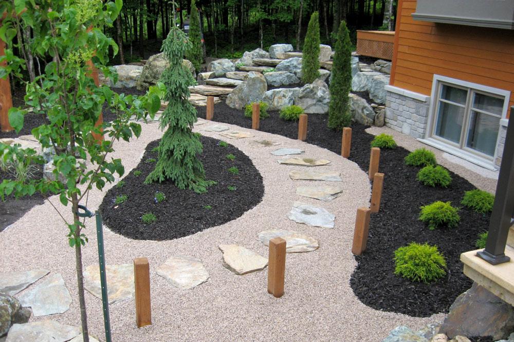 Amenagement jardin decoratif - Deco et jardin ...