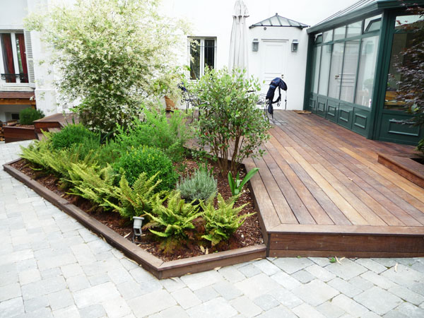 amenagement jardin et terrasse