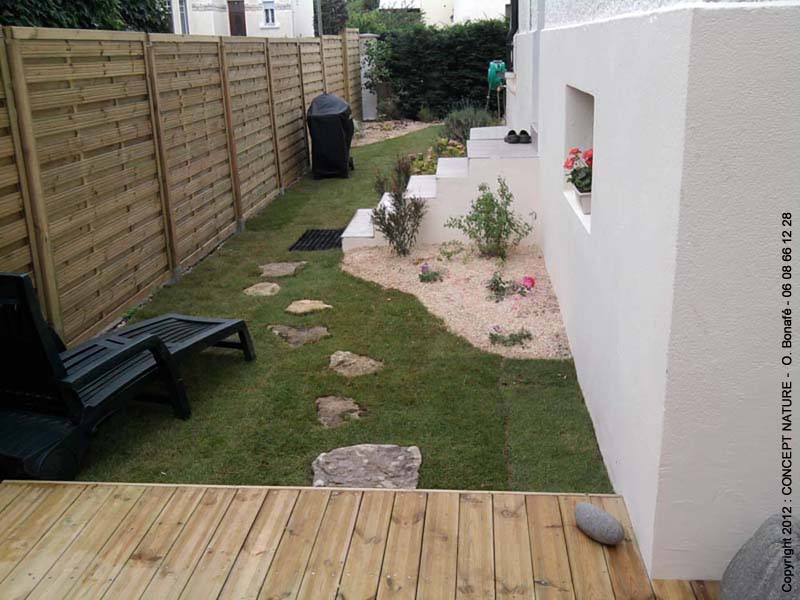 Amenagement Petit Jardin Avec Terrasse Artdevivre Edu