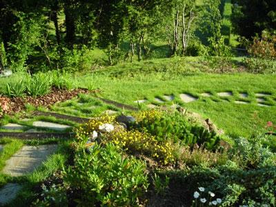 amenagement jardin haute savoie