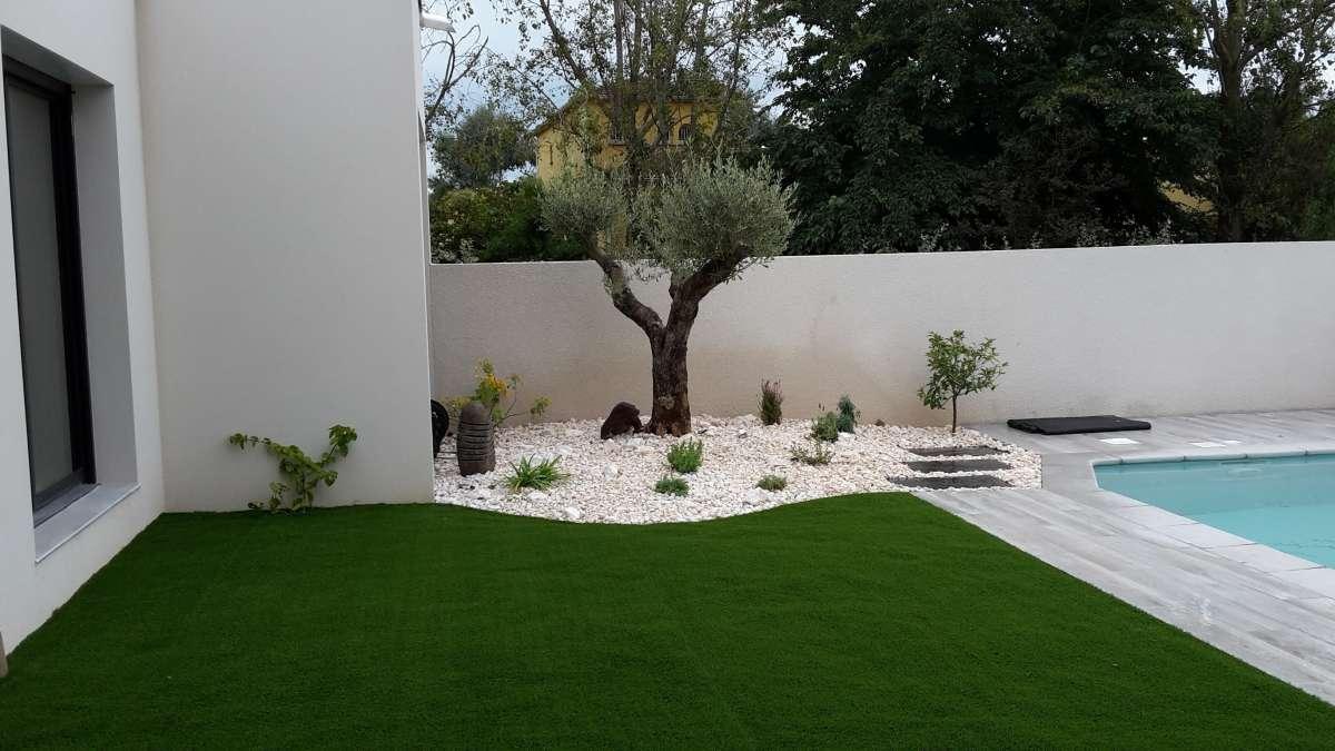 amenagement jardin herault