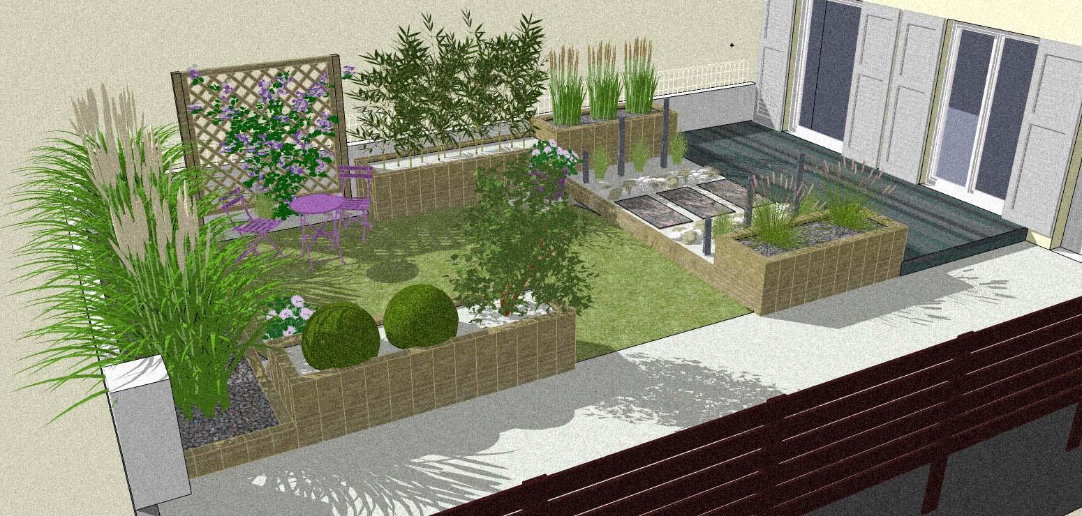 amenagement jardin lorient