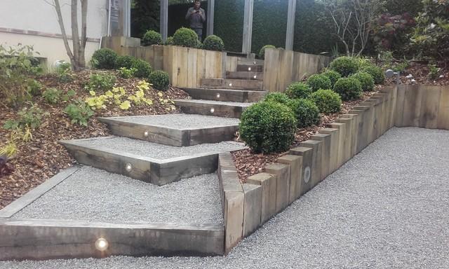 Amenagement jardin moderne - Decoration jardin moderne ...
