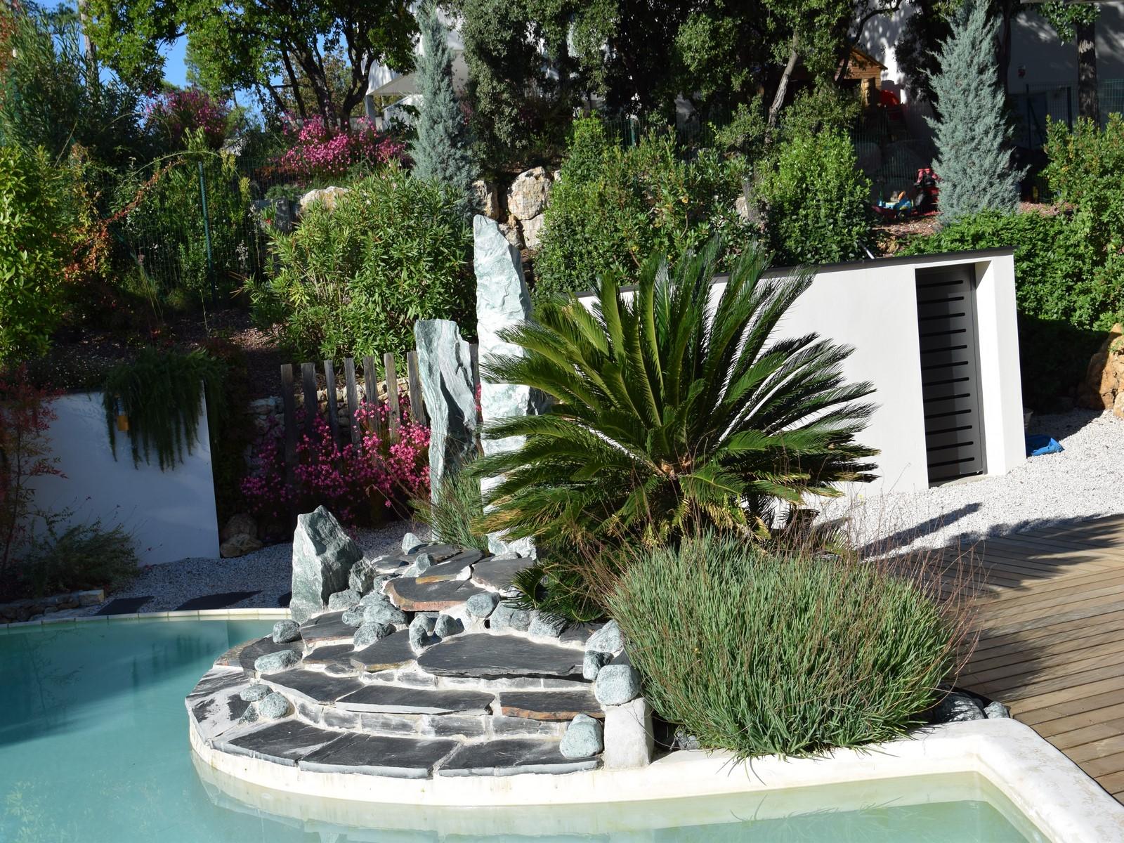 amenagement de bassins de jardin. interesting calendrier with