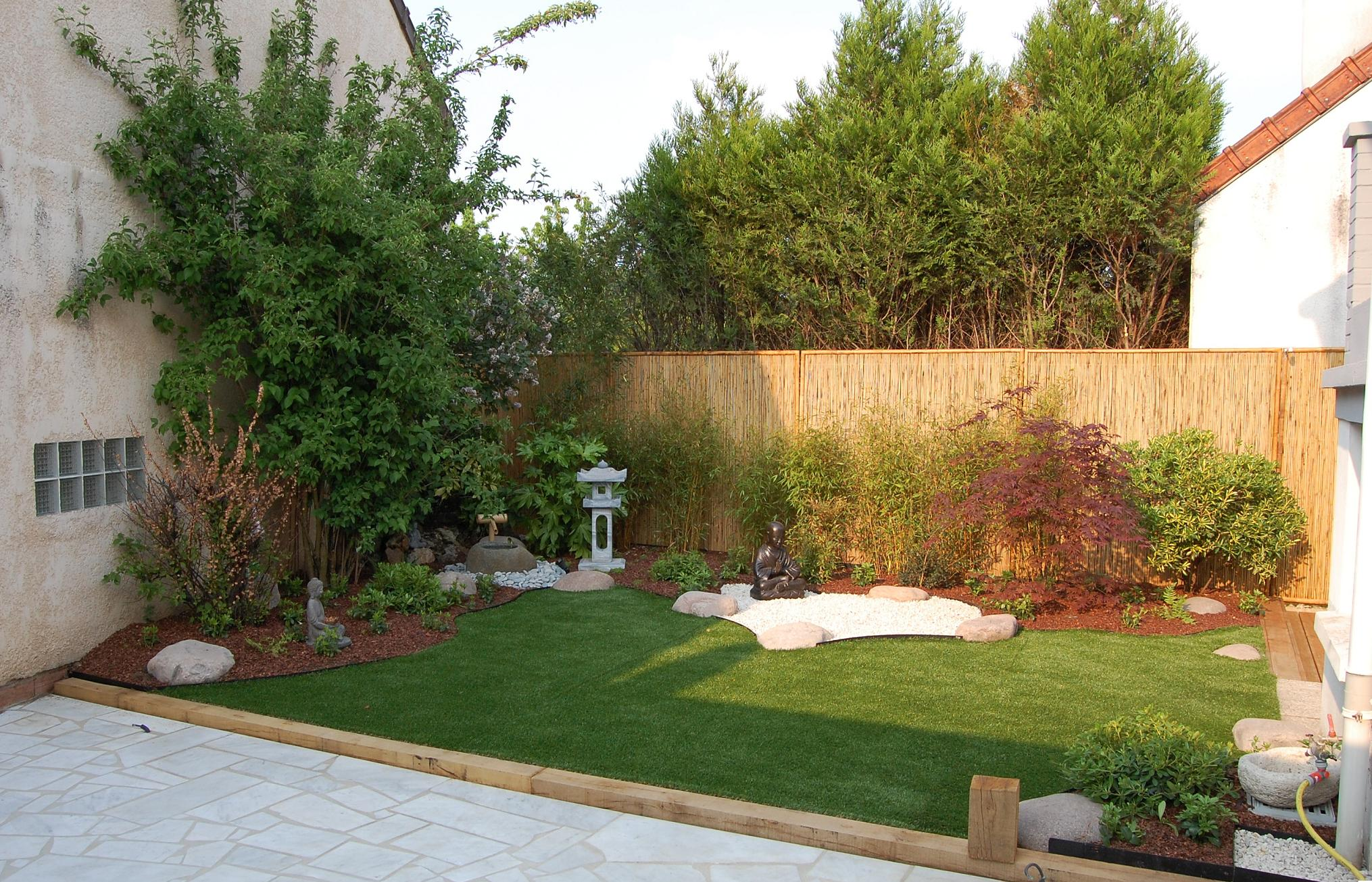 amenagement jardin caen
