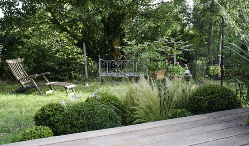 amenagement jardin naturel