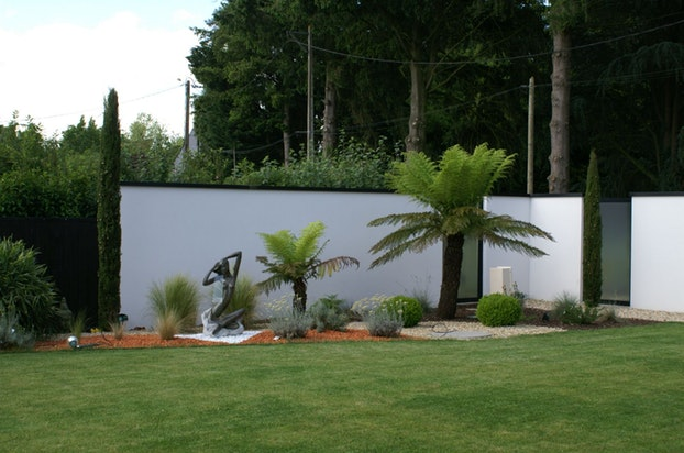 amenagement jardin nimes