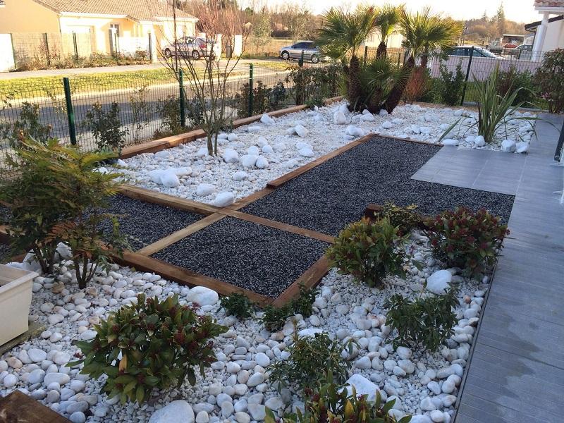amenagement jardin ornement
