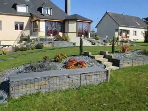 amenagement jardin palier