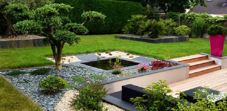 Amenagement jardin paysagiste - Amenagement de jardin ...