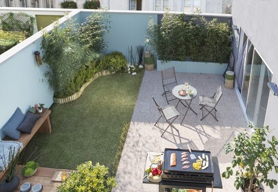 amenagement jardin petit
