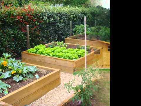 amenagement jardin potager