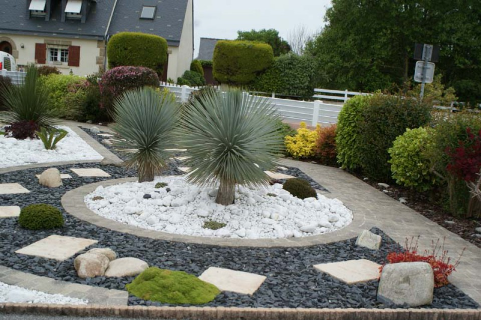 amenagement jardin quimperle