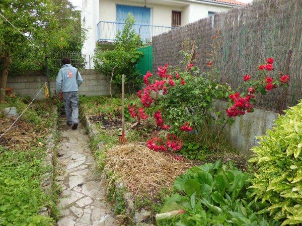 amenagement jardin rochefort