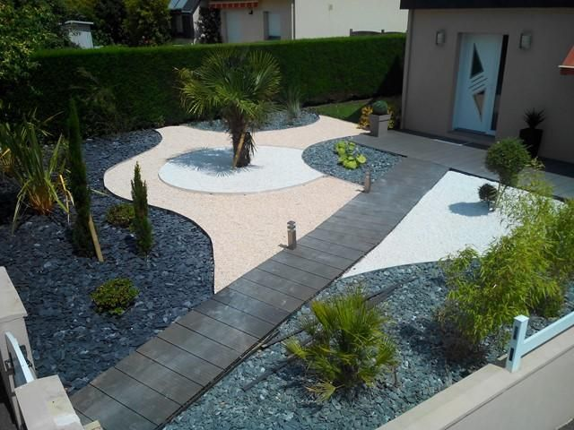 amenagement jardin sans pelouse