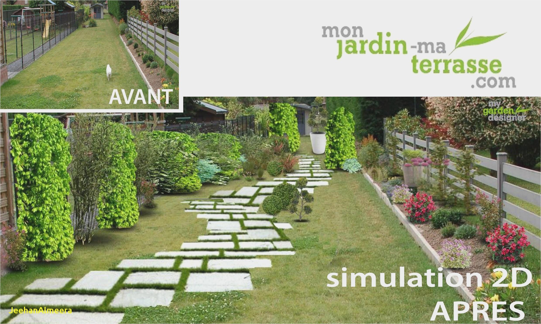 amenagement jardin simulation