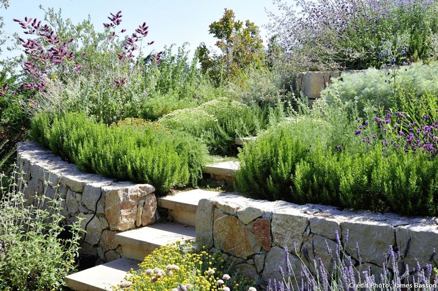 amenagement jardin sud france