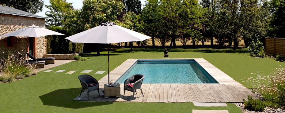 Amenagement jardin terrasse piscine - Amenagement terrasse piscine ...