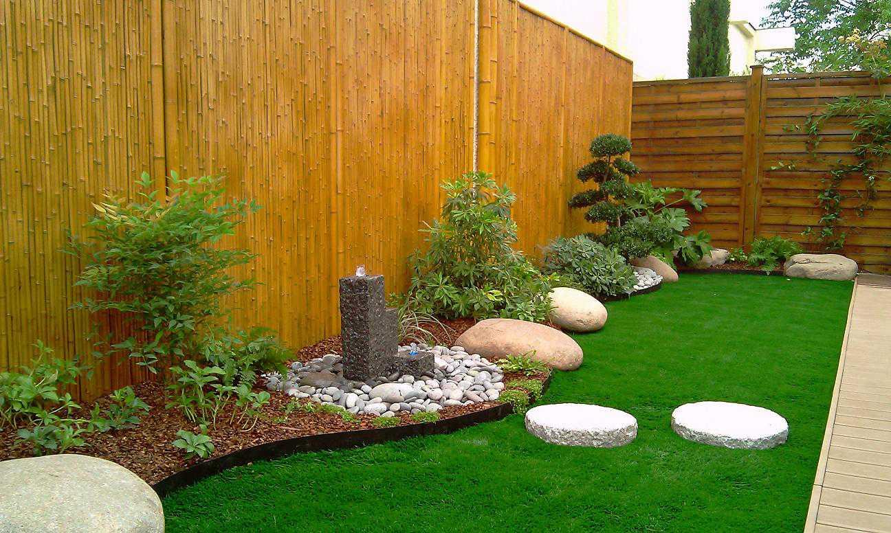 Amenagement Jardin Zen