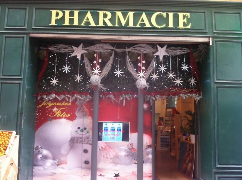 decoration exterieur commerce
