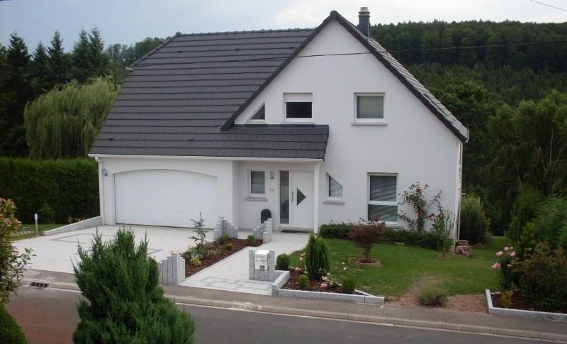 Extérieur De Maison decoration exterieur d'une maison
