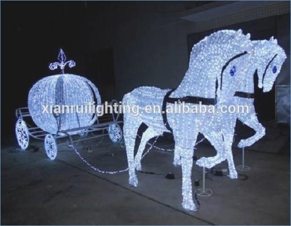 decoration exterieur de noel solaire