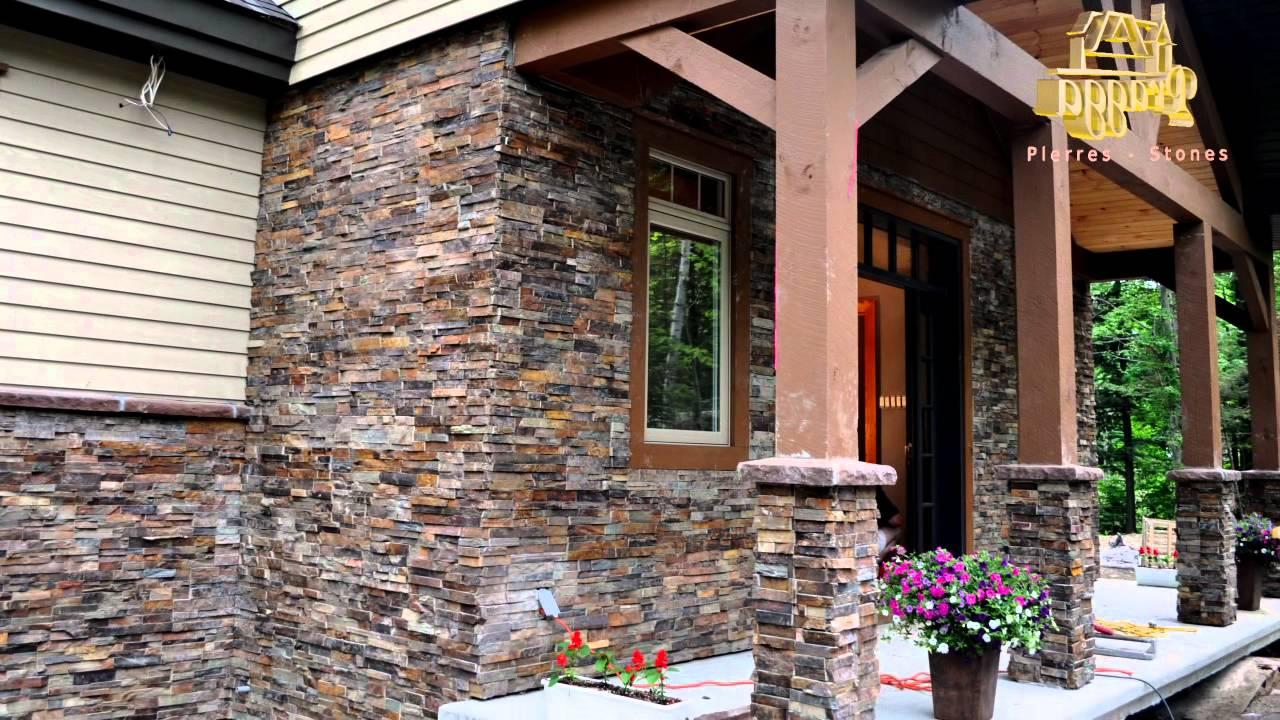 decoration exterieur en pierre