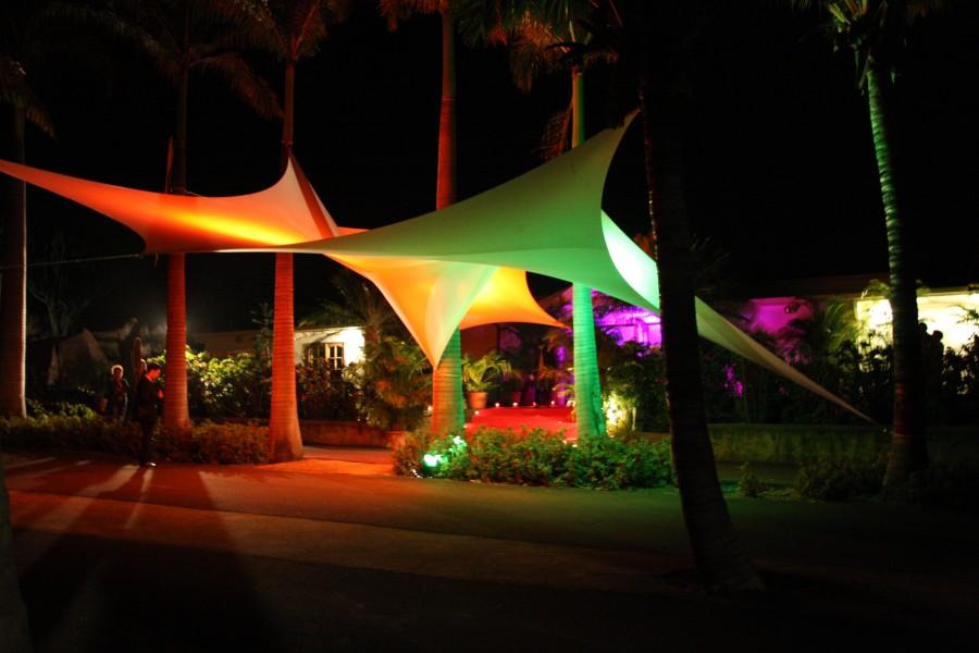 decoration exterieur evenement