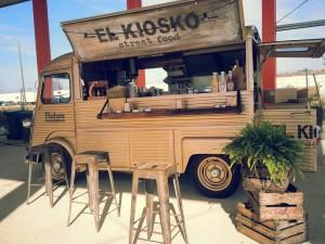 decoration exterieur food truck