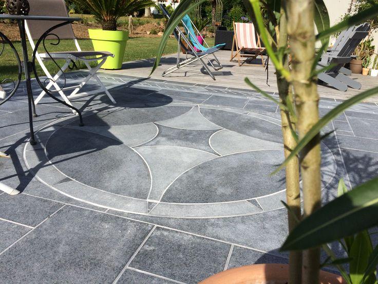 decoration exterieur granit