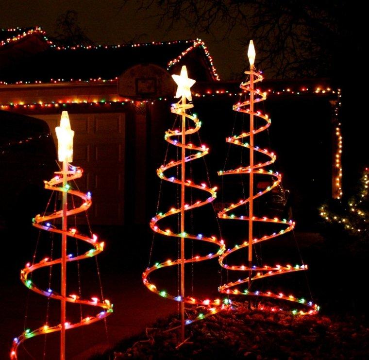 Decoration De Noel Exterieur Lumineuse.Decoration Exterieur Lumineuse