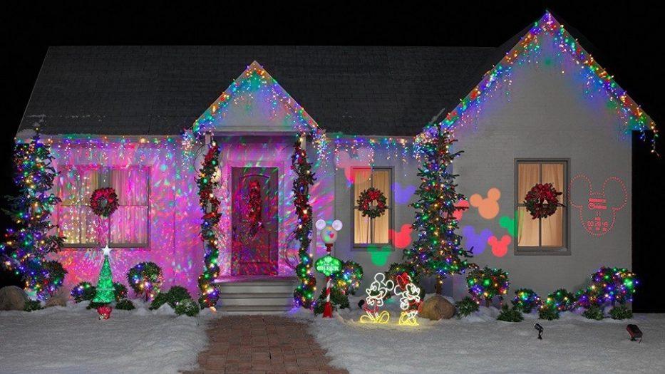 Decoration Exterieur Maison Noel