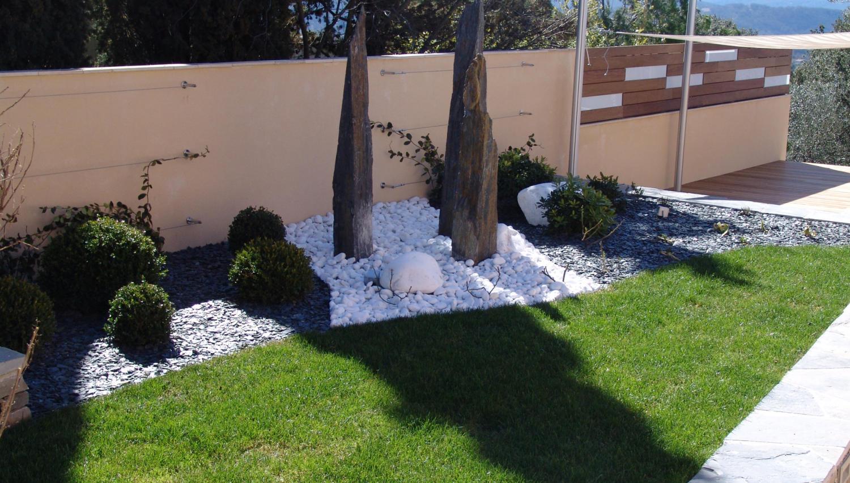 Idees De Jardin Avec Des Galets Affordable Awesome Design Idees