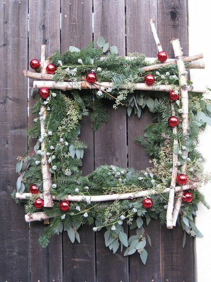 Decoration Exterieur Noel Pinterest