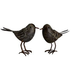 decoration exterieur oiseau