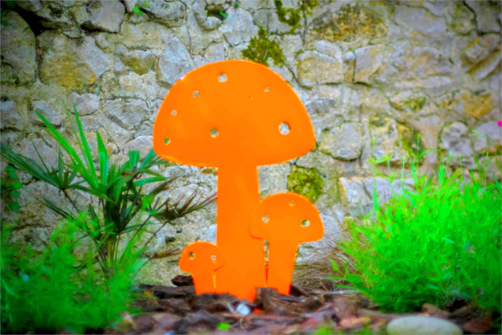 decoration exterieur orange