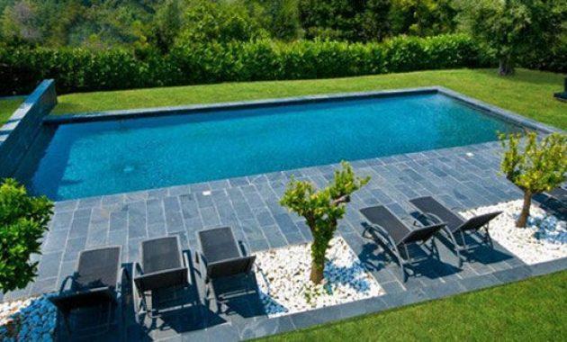 decoration exterieur piscine