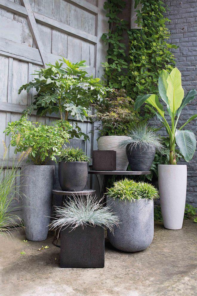 Decoration exterieur pot de fleurs - Pot de decoration exterieur ...