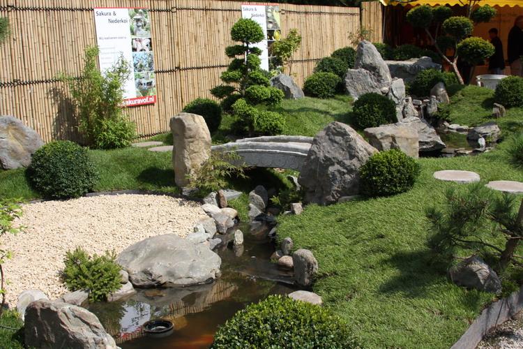 Decoration exterieur pour jardin japonais - Decoration pour jardin japonais ...