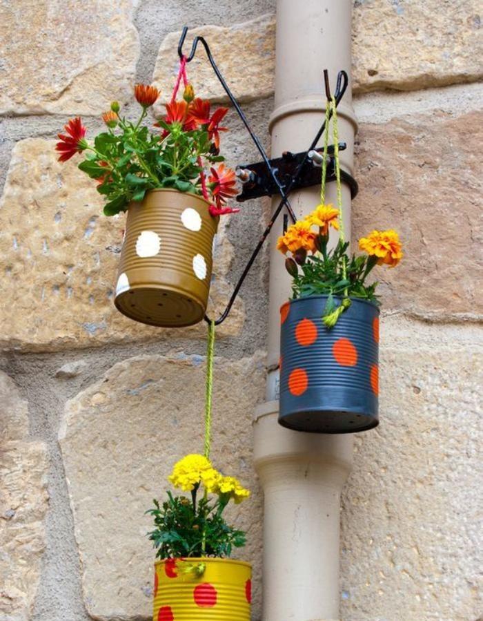 Decoration exterieur recyclage - Idee recup deco jardin ...