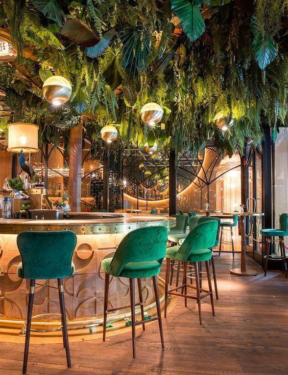 decoration exterieur restaurant