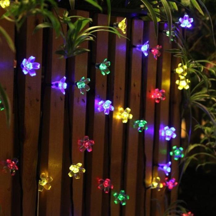 decoration exterieur solaire