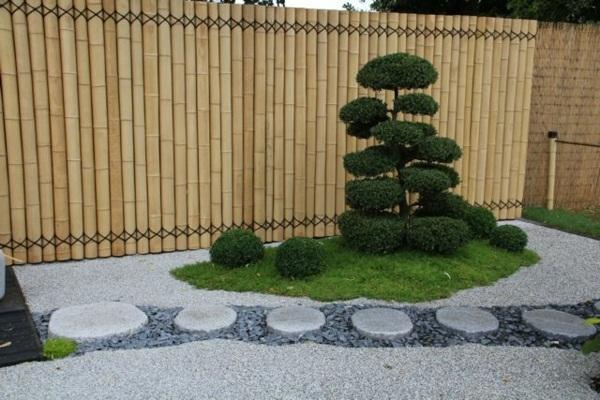 decoration exterieur zen