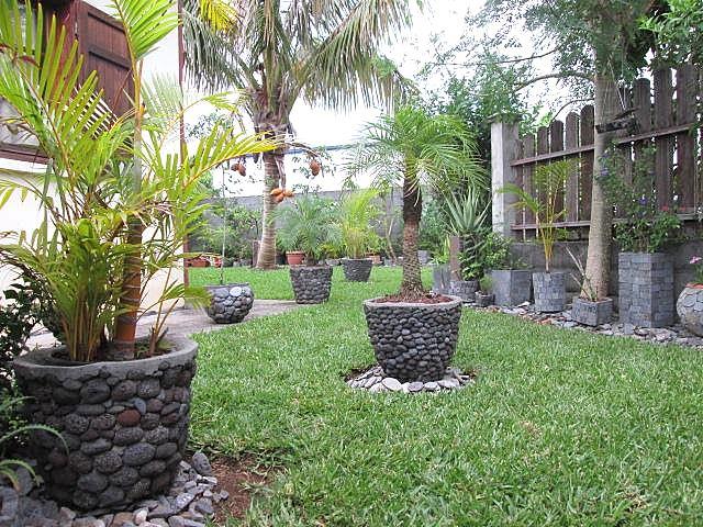 decoration jardin 974